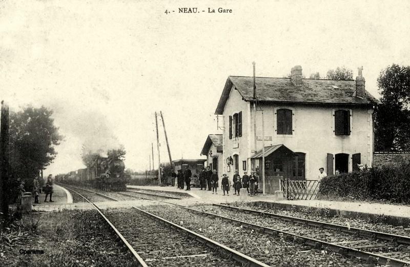 Gare de Neau (PK 275,5) 13939210