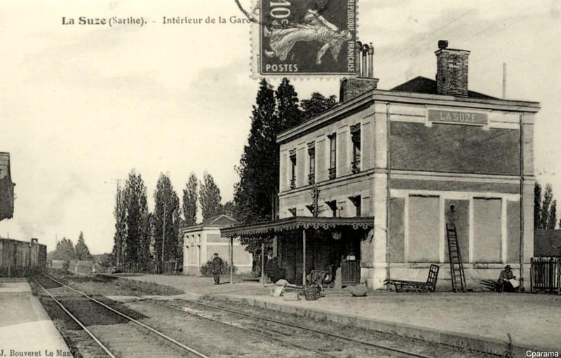 Gare de La Suze-sur-Sarthe (PK 229,4) 13940110