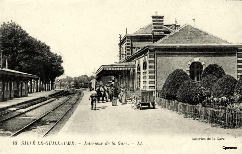 Gare de Sillé-le-Guillaume (PK 246,4) 13941112
