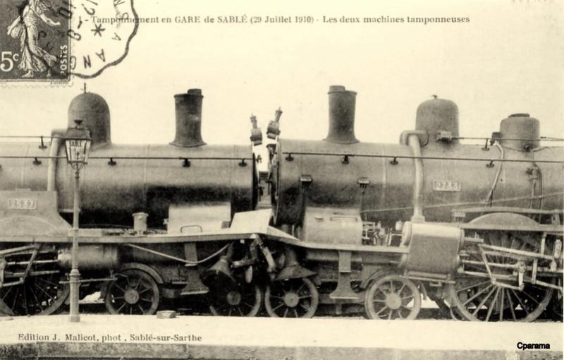 Gare de Sablé-sur-Sarthe (PK 258,9) 14201910