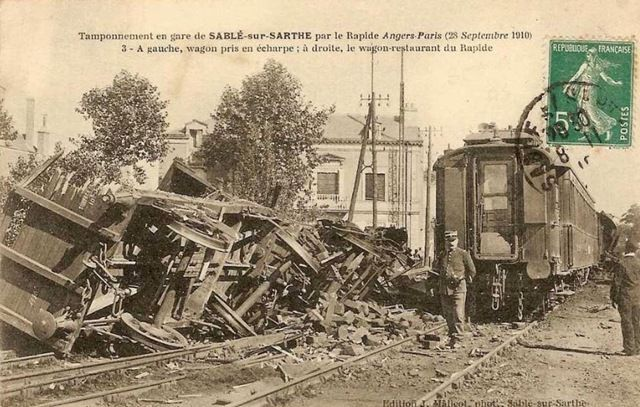 Gare de Sablé-sur-Sarthe (PK 258,9) 57625510