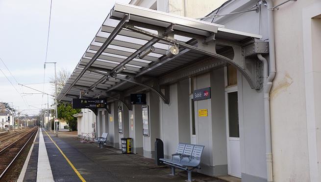 Gare de Sablé-sur-Sarthe (PK 258,9) Gare-m10