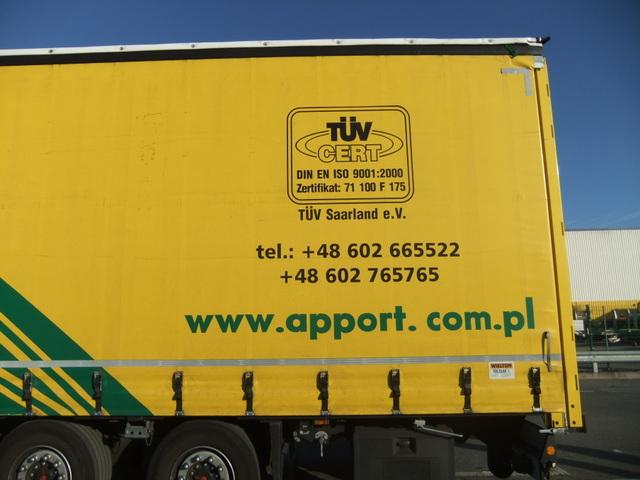 Parcs transporteurs routiers Sa150410