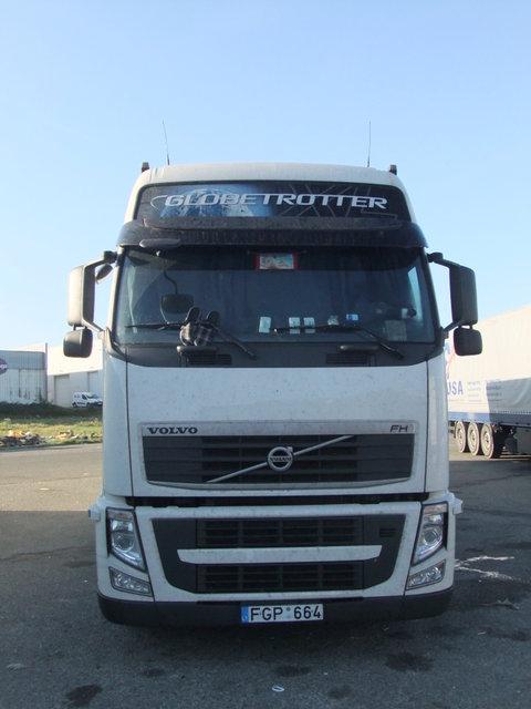 Parcs transporteurs routiers Sa151010