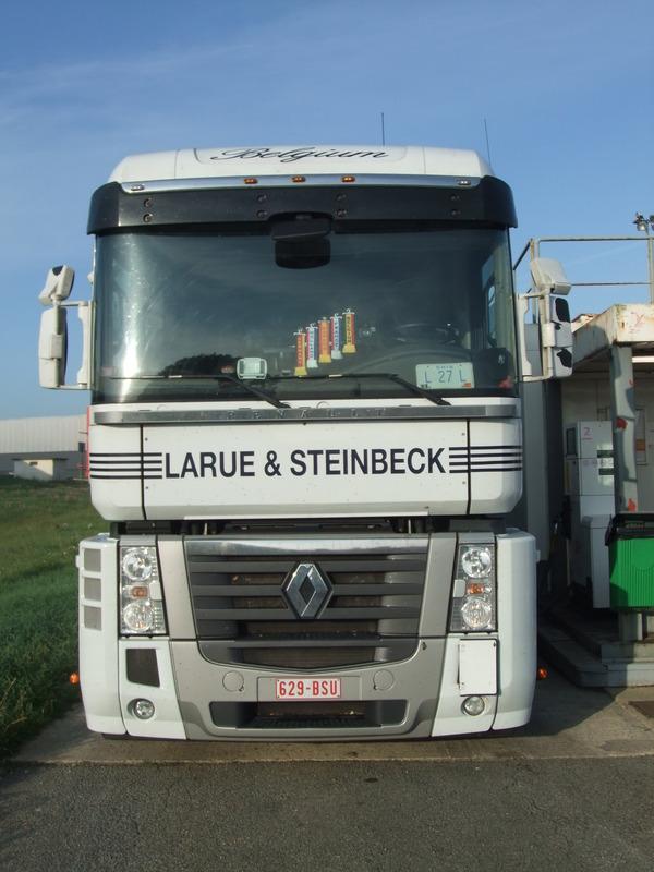 Parcs transporteurs routiers Ve012-10