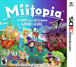 Miitopia - Tagebuch einer heldenhaften Hexe 30010