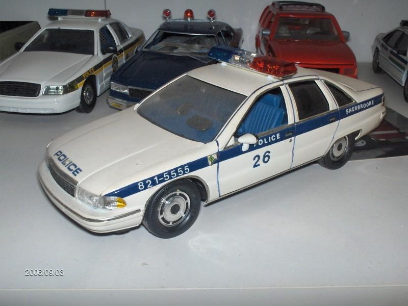 pick up de police 410