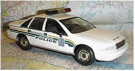 pick up de police 610