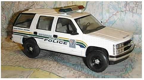 pick up de police 710