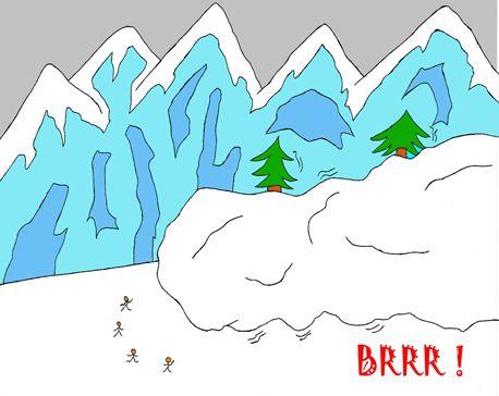 La grande avalanche! Avalan10