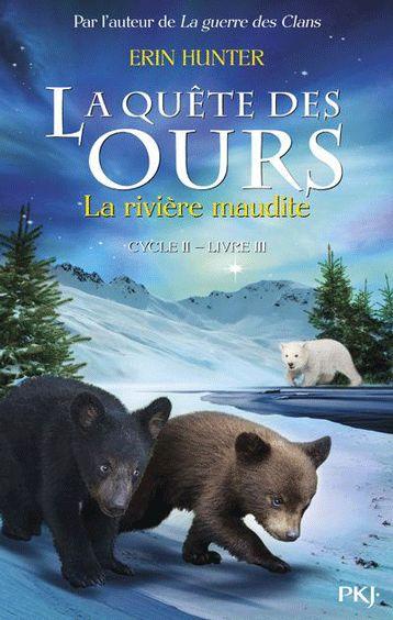 Livres parlant d'aventures avec des animaux La-riv10