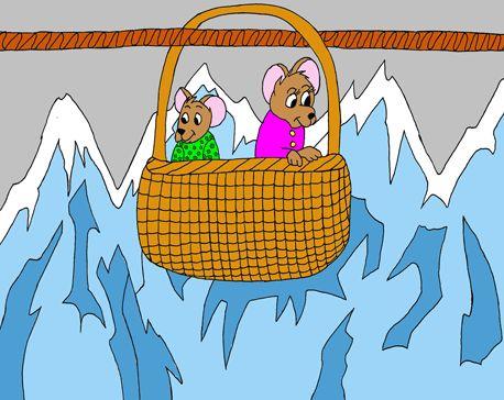 La grande avalanche! Panier10