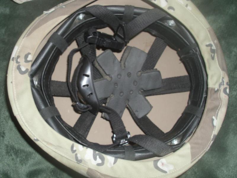 New Iraqi Army Steel Helmet 44010
