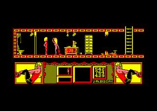Le sexe dans le jeu vidéo des années 80 Moment10