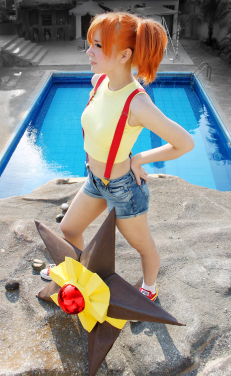Poké-cosplay ! Misty-10