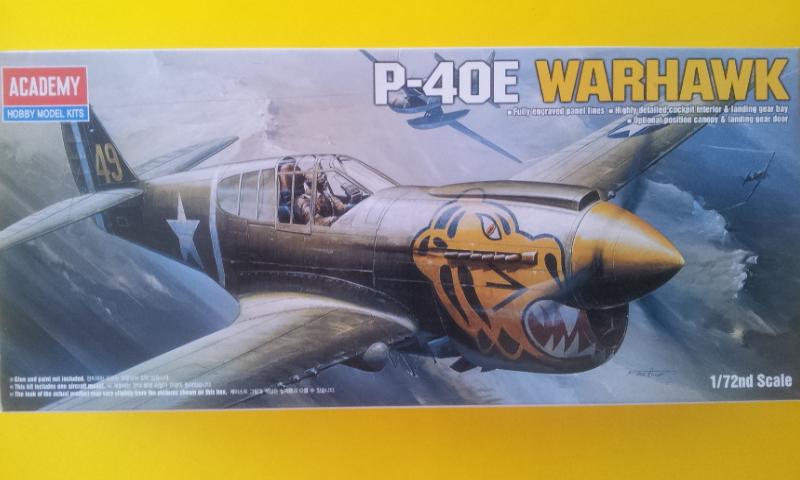 [Academy]P-40E Warhawk 2016-111