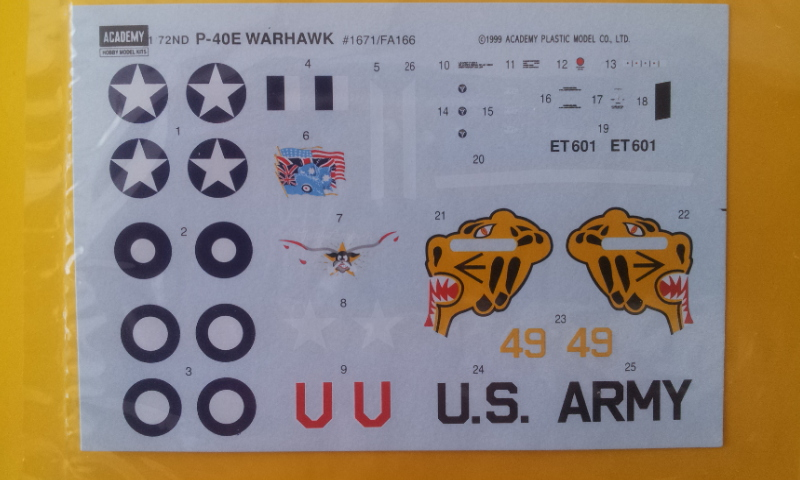 [Academy]P-40E Warhawk 2016-112