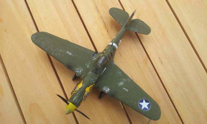 [Academy]P-40E Warhawk 2017-012