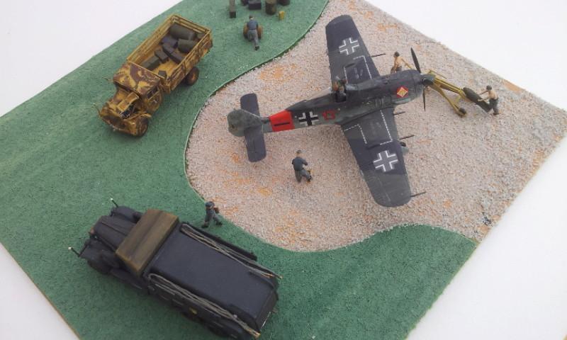 [Academy] Fockewulf Fw-190A8 2017-093