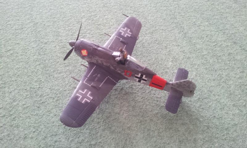 [Academy] Fockewulf Fw-190A8 2017-094