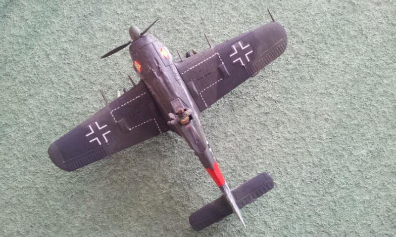 [Academy] Fockewulf Fw-190A8 2017-098
