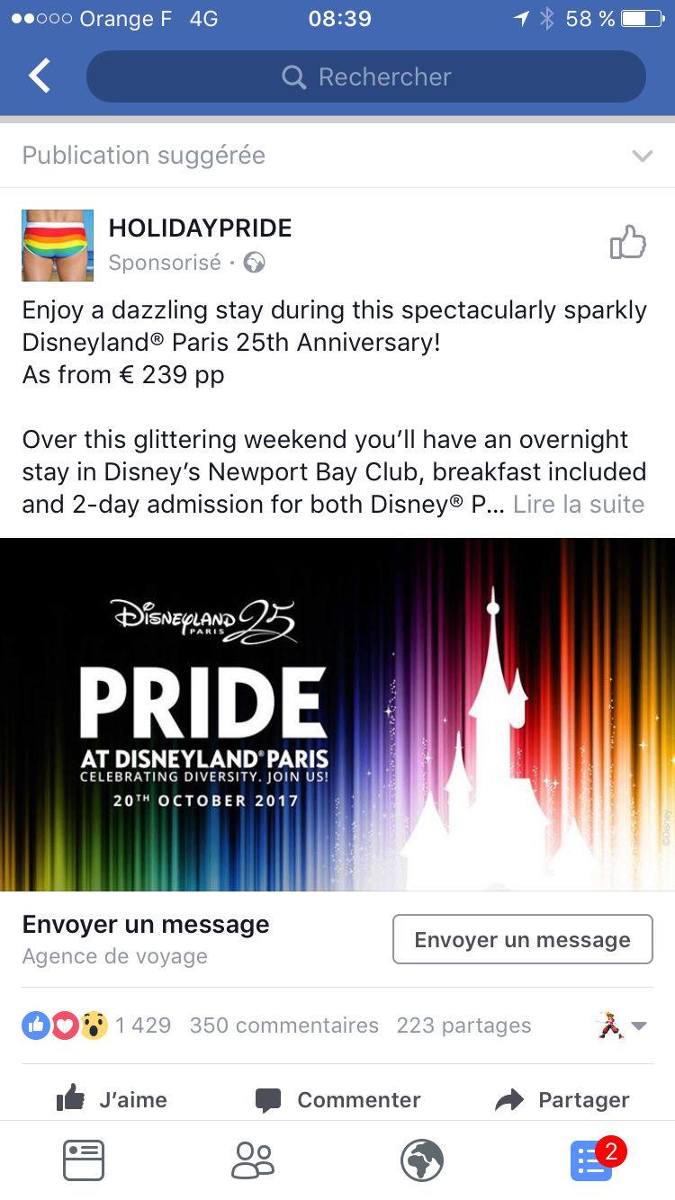 Soirée Pride aux Walt Disney Studios - Page 4 Img_4410