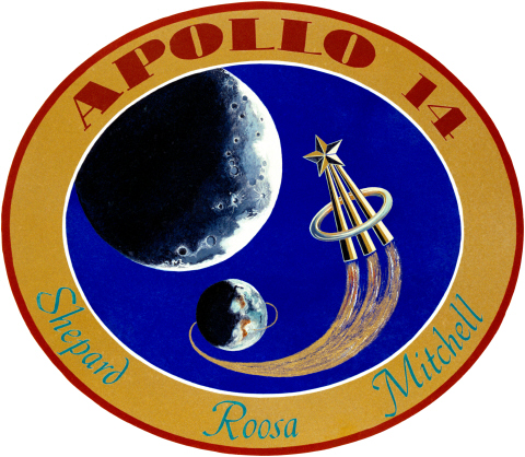Apollo 14 Landing Site Apollo15