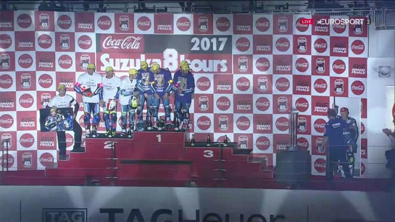 [Endurance] 8h de Suzuka 2017 - Page 2 Pod-210