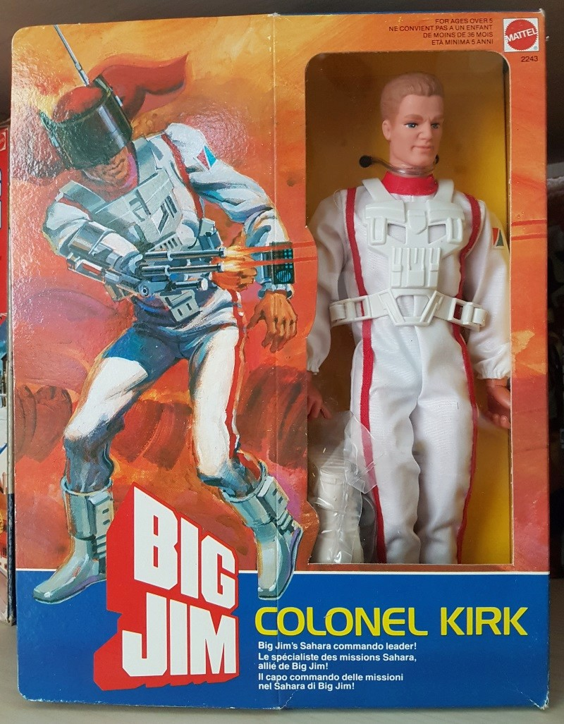 Colonel Kirk No. 2243 111