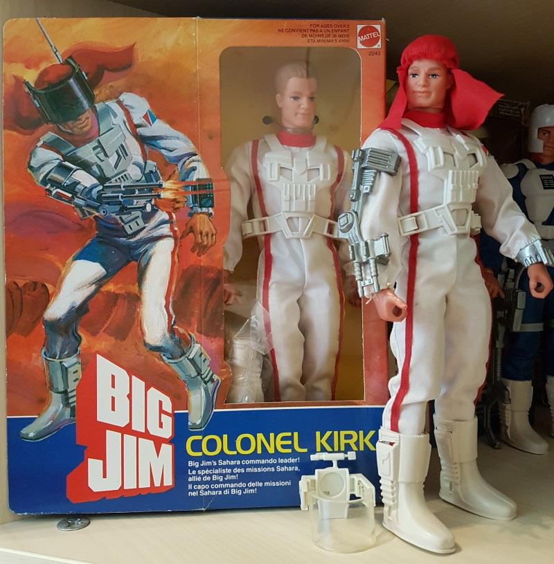 Colonel Kirk No. 2243 611