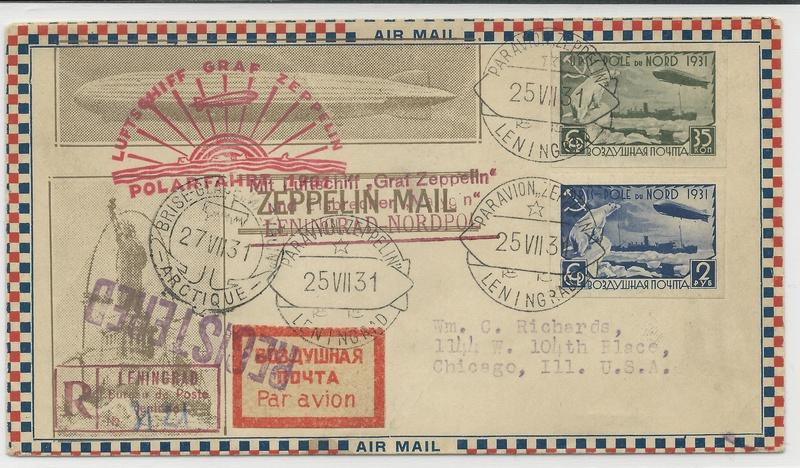 50 Jahre Polarfahrt Luftschiff Graf Zeppelin - Seite 3 Lenin_10