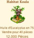 Habitat Koala / Habitat Koala de Noël => Huile d'eucalyptus Sans_505