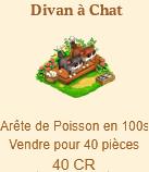 Divan à chat / Chat Champion / Chat Japonais Sans_615