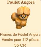 Poulet angora => Plume de Poulet Angora Sans_688
