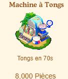 Machine à Tongs Sans_755
