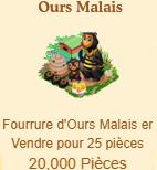 Ours Malais => Fourrure d'Ours Malais Sans_763