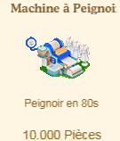 Machine à Peignoir Sans_767