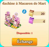 Machine à Macaron / Machine à Macaron de Mariage Sans_795