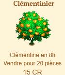 Clémentinier => Clémentine Sans_810