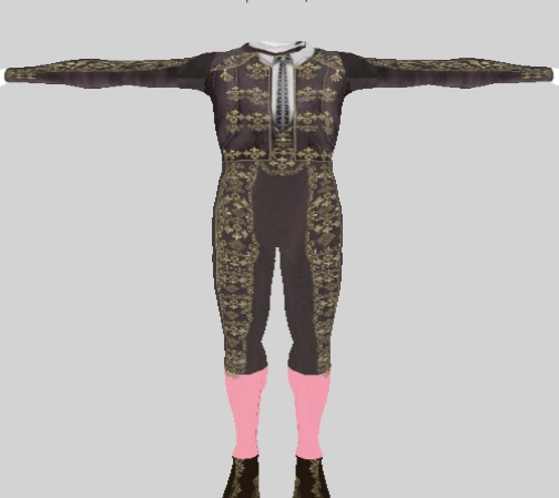 costume - Costumes       Torero10