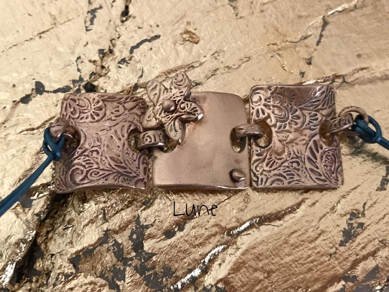 Bracelet bronze doré  Enligh11
