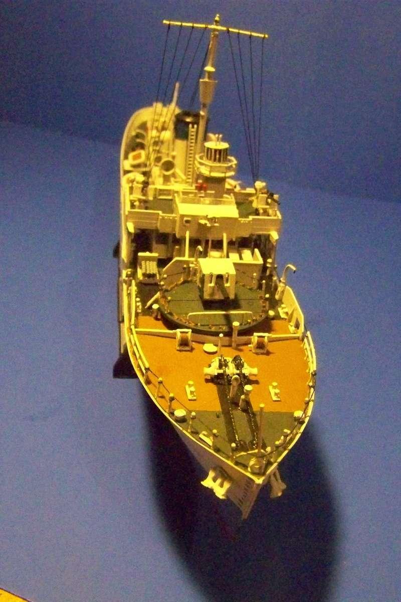 HMCS Snowberry von Revell in 1:144 100_3937