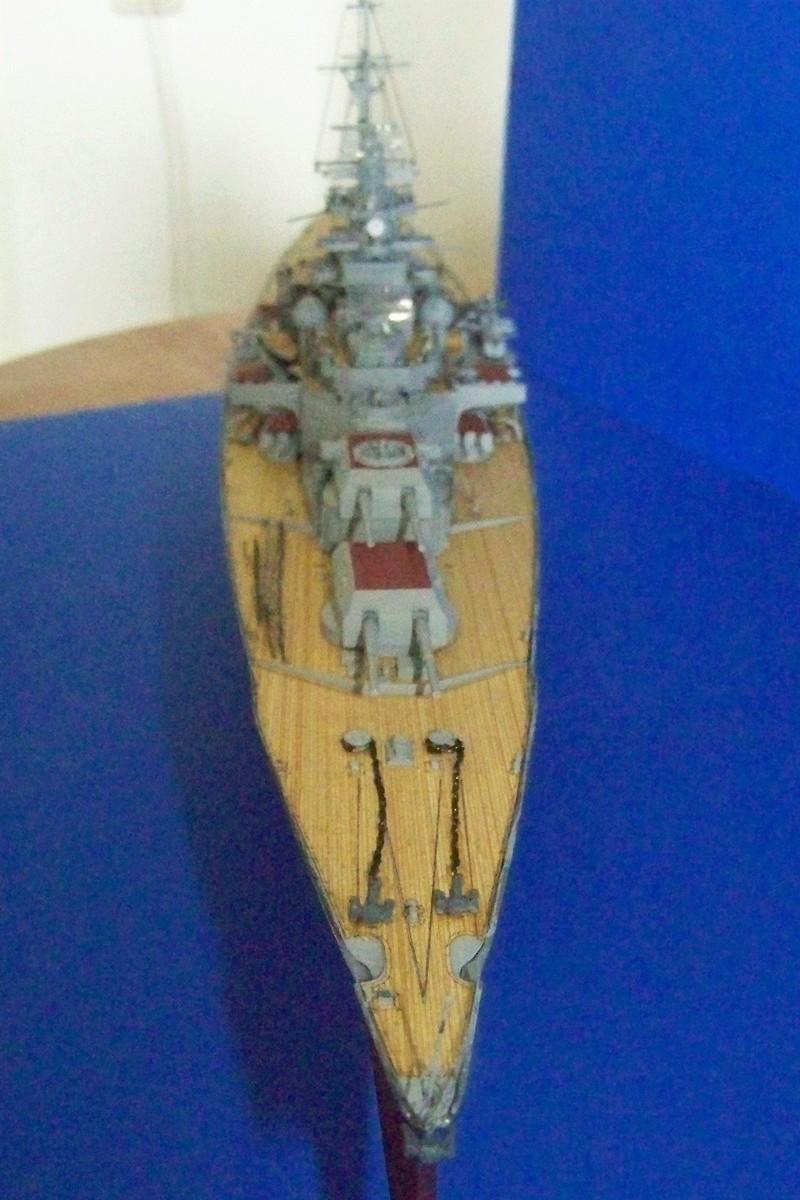 Meine Tirpitz in 1:350 von Tamiya 102_3914