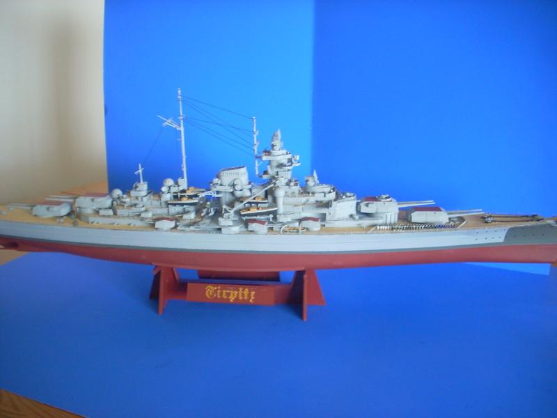 Meine Tirpitz in 1:350 von Tamiya Dscn0017