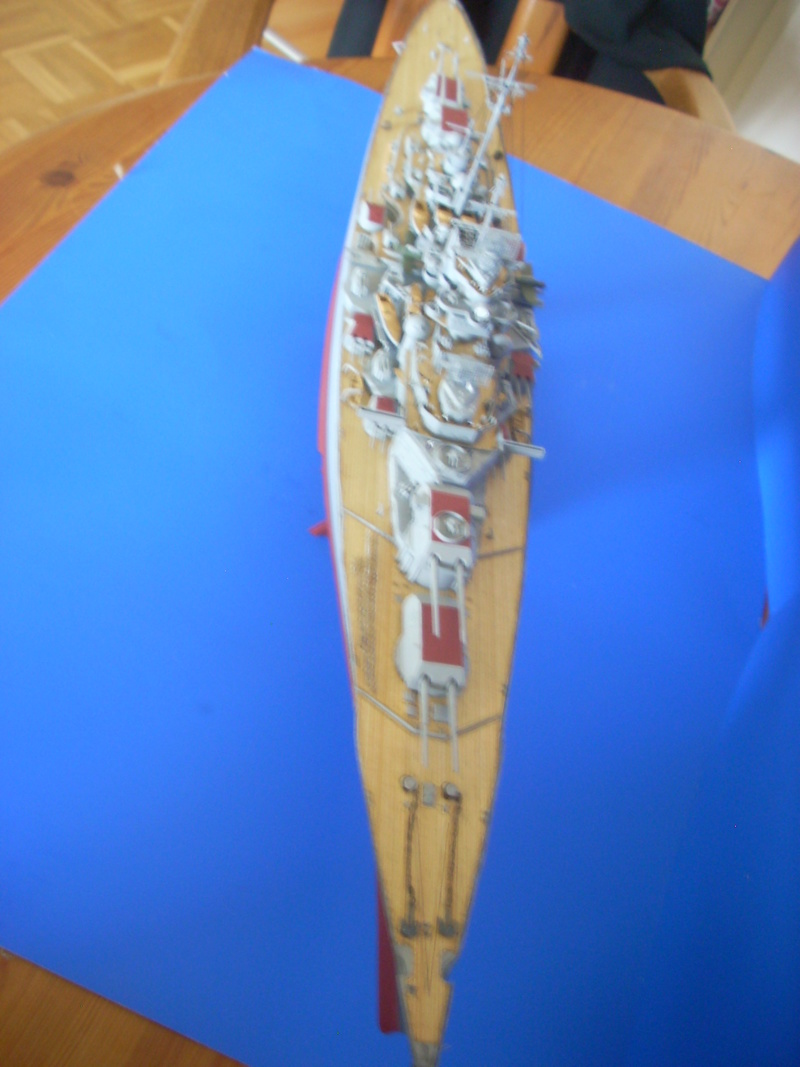 Meine Tirpitz in 1:350 von Tamiya Dscn0018