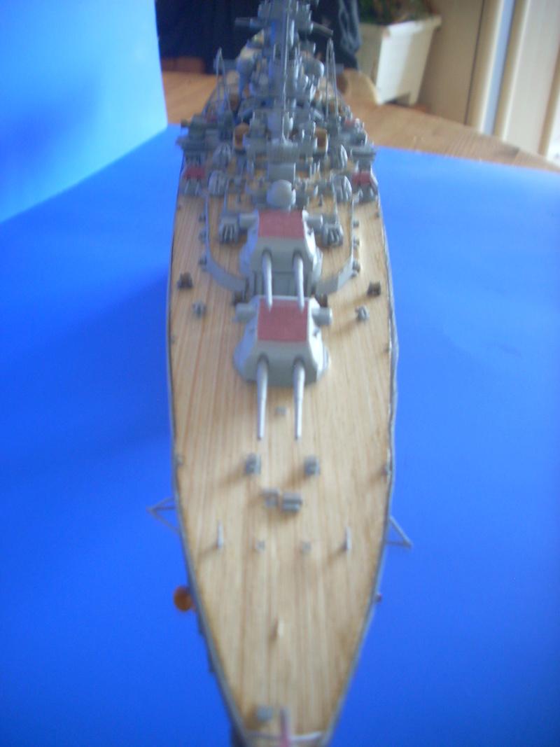 Meine Tirpitz in 1:350 von Tamiya Dscn0020