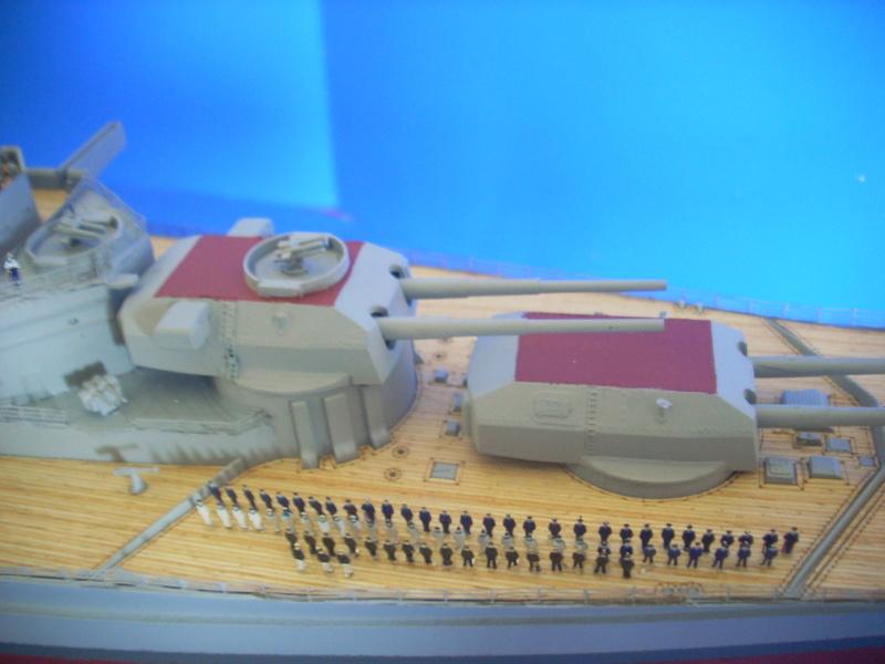 Meine Tirpitz in 1:350 von Tamiya Dscn0022