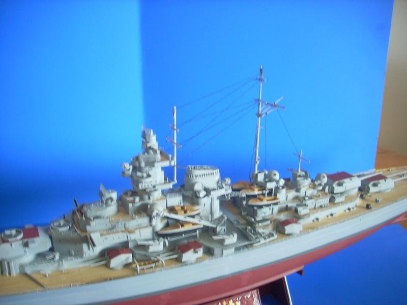 Meine Tirpitz in 1:350 von Tamiya Dscn0023