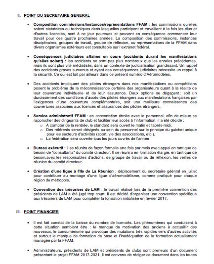 COM de la FFAM sur l'Assurance & Justice Adcapt10