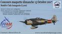 Modèle Club Jonageois  rencontre/concours fédéral maquette le dimanche 15 octobre 2017 Affich12